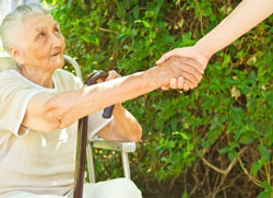 Elderly-Given-Helping-Hand-250